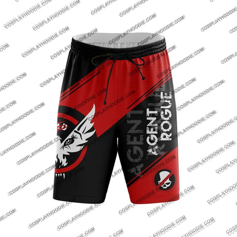 The Division Rogue Agent For Men V2 Board Shorts