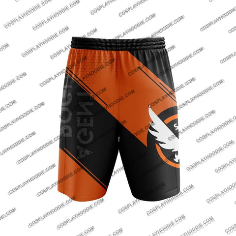 Image of The Division Rogue Agent For Men V3 Board Shorts