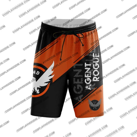 The Division Rogue Agent For Men V3 Board Shorts