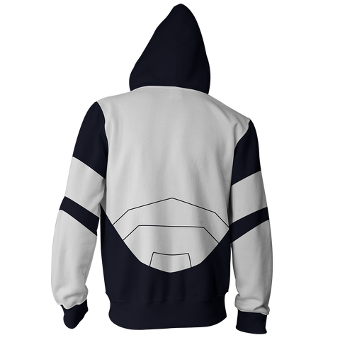 Image of Boku No Hero Academia Tenya Iida Hoodie Cosplay Jacket Zip Up