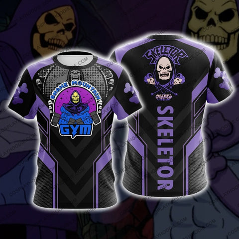 Skeletor Cosplay T-Shirt T-Shirt