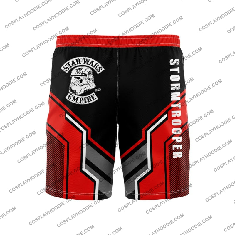 Star Wars Stormtrooper Shorts Board