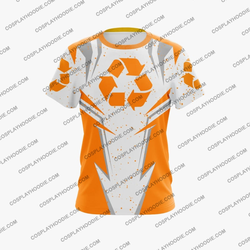 The Division Cleaners Cosplay T-Shirt A1 T-Shirt