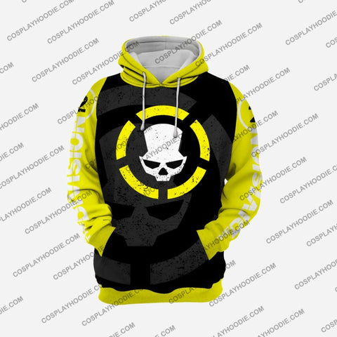 The Division Manhunt Cosplay Hoodie C3 Jacket
