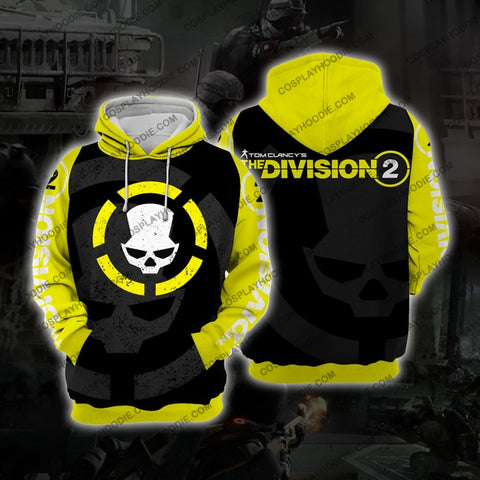 Image of The Division Manhunt Cosplay Hoodie C3 Jacket