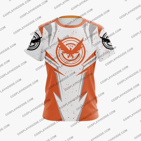Image of The Division Orange Cosplay T-Shirt A2 T-Shirt