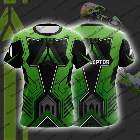 Anthem The Interceptor Javelin For Fans Cosplay T-Shirt