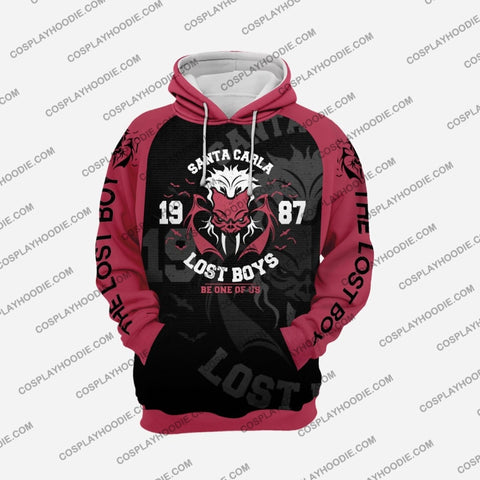 The Lost Boys Cosplay Hoodie L1 Jacket