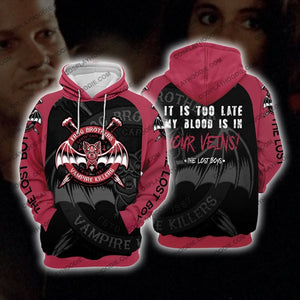 The Lost Boys Cosplay Hoodie L2 Jacket