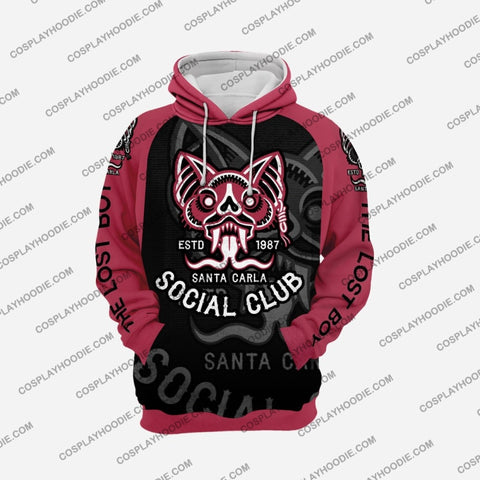The Lost Boys Cosplay Hoodie L3 Jacket