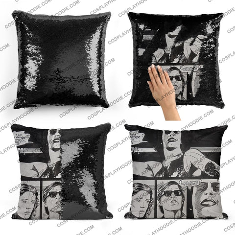 The Rocky Horror Show Sequin Pillow R4