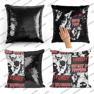 The Rocky Horror Show Sequin Pillow R6