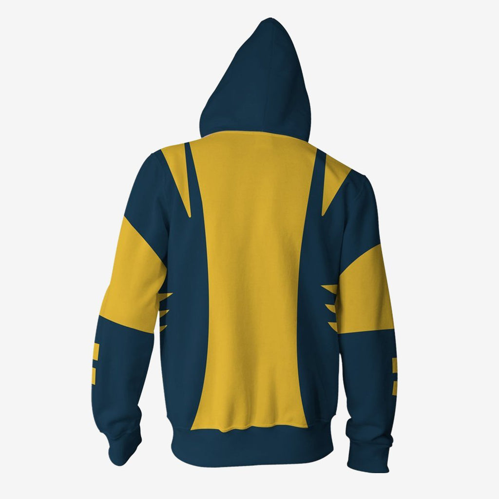 Marvel Comics - X-Men Wolverine Cosplay Hoodie Jacket