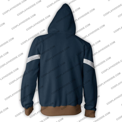Image of Captain America Hoodie - Classic Jacket Cosplay