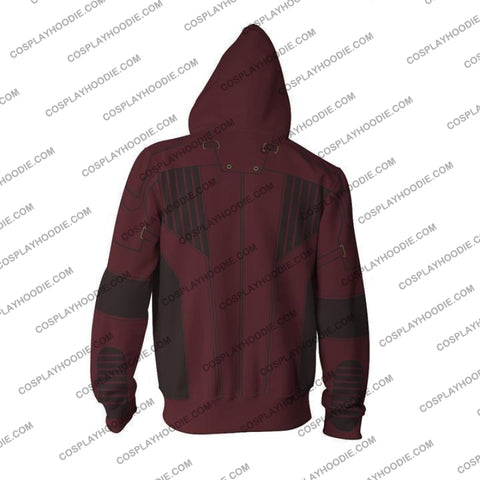 Image of Avengers Infinity War Hoodie - Star Lord Jacket Cosplay