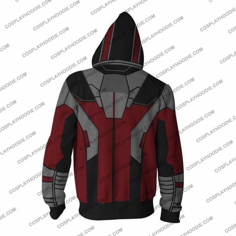 Image of Avengers Hoodie - Ant-Man Civil War Jacket Cosplay