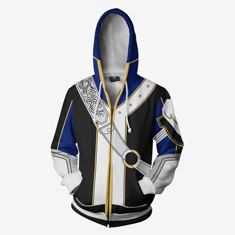 Image of Fire Emblem - Roy Cosplay Hoodie Jacket