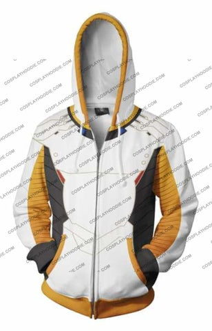 Image of Overwatch Hoodie - Mercy Jacket Cosplay