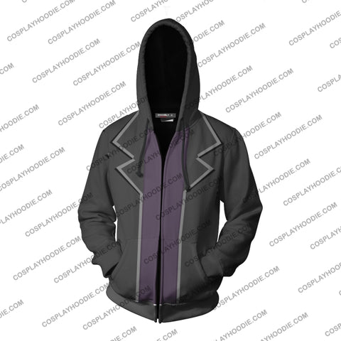 Image of Yu-Gi-Oh! Gx Chazz Princeton Hoodie Cosplay Jacket Zip Up