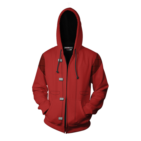 Image of Akira Shotaro Kaneda Hoodie Cosplay Jacket Zip Up