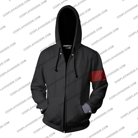 Image of The Last Movie Naruto Hoodie Cosplay Jacket Zip Up
