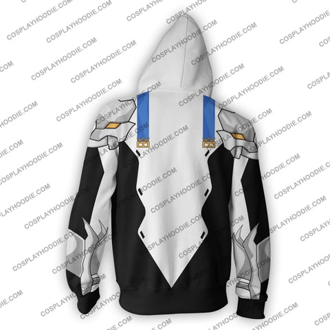 Image of Chung Dc Elsword Zip Up Hoodie Cosplay Jacket