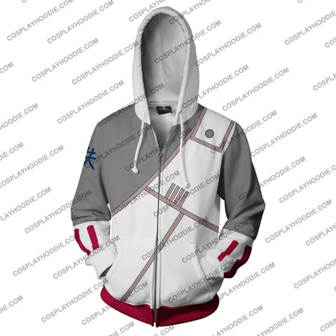 Killer B Naruto Zip Up Hoodie Cosplay Jacket