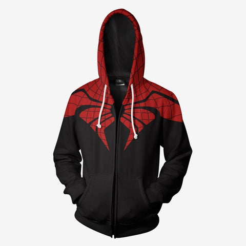 Image of Marvel Comics - The Superior Spider-Man Cosplay Hoodie Jacket