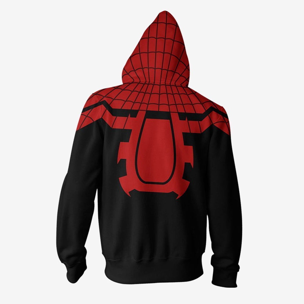 Marvel Comics - The Superior Spider-Man Cosplay Hoodie Jacket