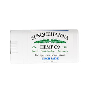 Full-spectrum hemp oil salve