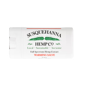 Full-Spectrum Hemp Oil Topical Salve