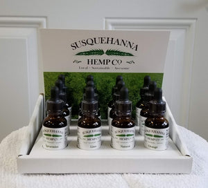 Full-spectrum Hemp Oil 12-Pack