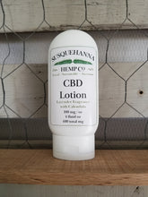 Load image into Gallery viewer, Full-Spectrum Hemp Oil CBD Hemp Lotion, 100 mg/oz.