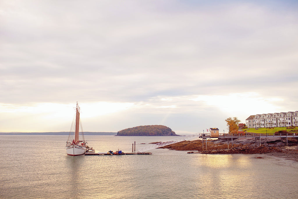Bar Harbor sailing II