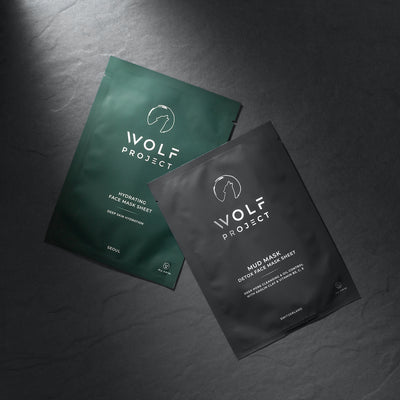 The Detox-Hydrating Face Mask Sheets Set