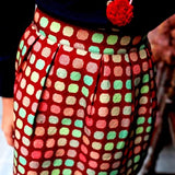 (Mommy & Me) Candy Canes skirt (woman size)