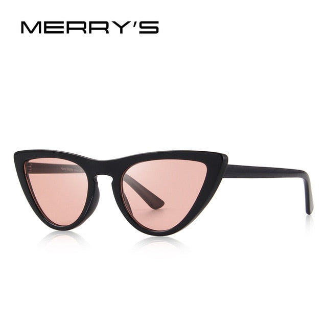 MERRY'S DESIGN Fashion Women Cat Eye Sunglasses Brand Designer Sunglasses S'6319