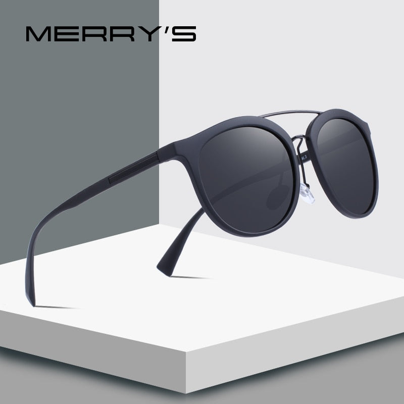 MERRY'S DESIGN Men/Women Polarized Sunglasses For Driving Outdoor Sports Ultra-light Series UV400 Protection S'6188