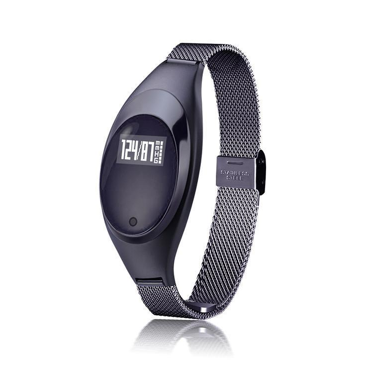 Z18 Smart Bracelet Smart Band With Blood Oxygen Heart Rate Monitor Fashion Ladies Watch Sport Watch