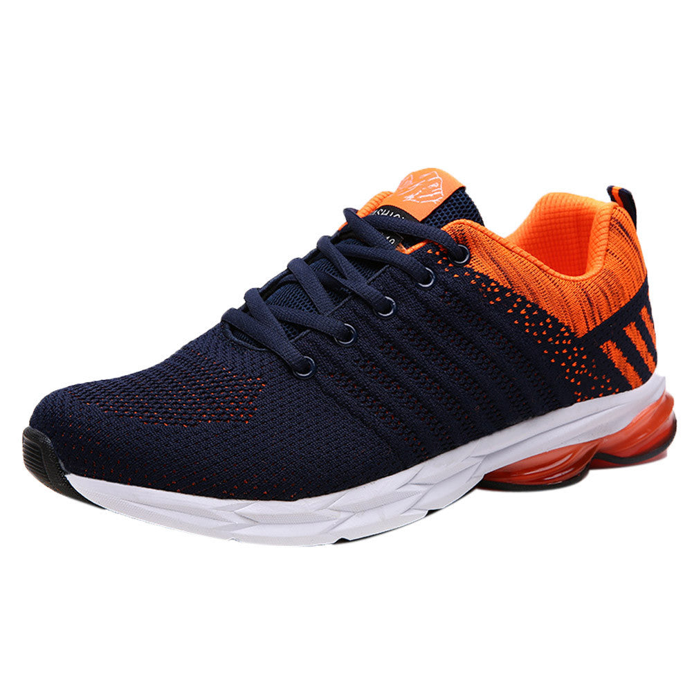 Running Shoes Men Outdoor Sport Breathable Casual Shoes Gym Running Sneakers