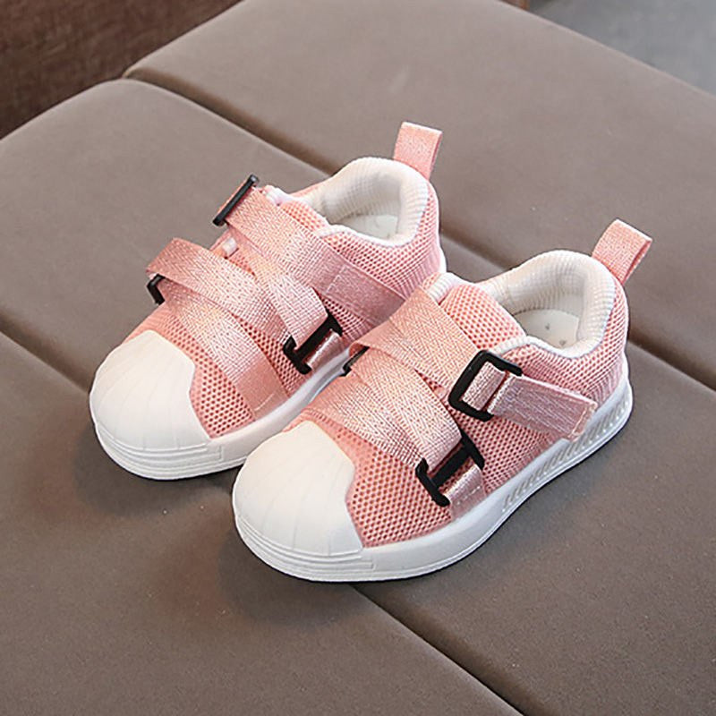Kids Shoes Autumn Breathable Children Baby Shoes Casual Fashion Sports Sneakers Boys Shoes Girls Sneaker 0-12Y