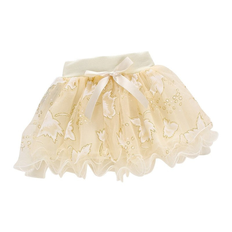 Girls pettiskirt tutu baby skirts pink tulle puffy skirts toddler/infant short cake skirt children princess