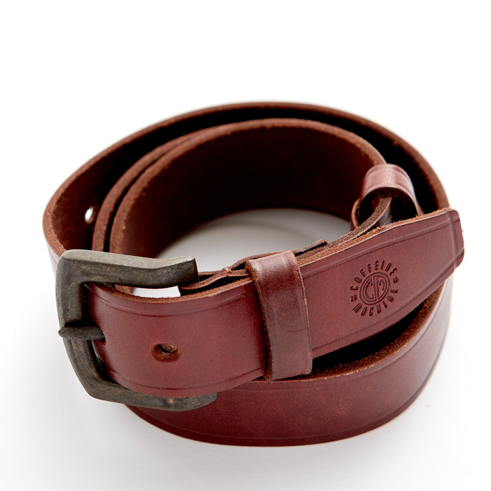 Belt. Brown leather
