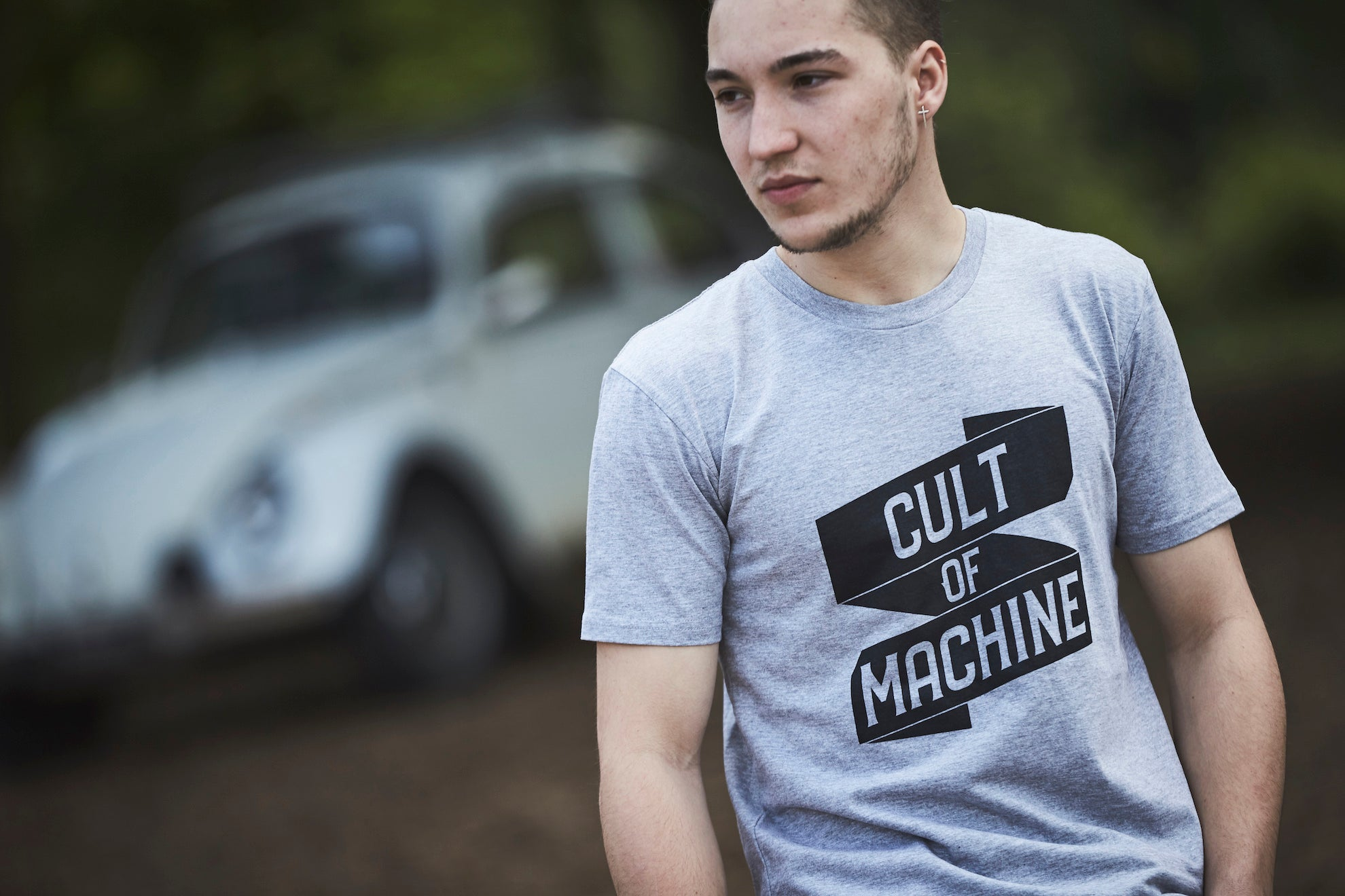 Gents Tee. #cultofmachine