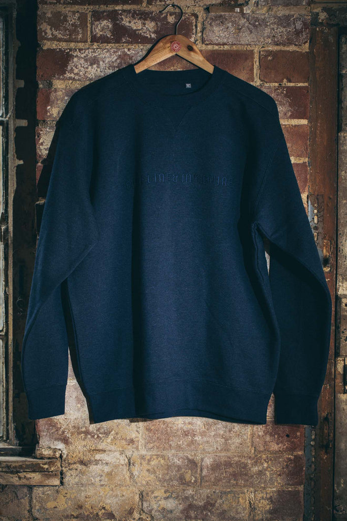 C&M Sweater. Navy.