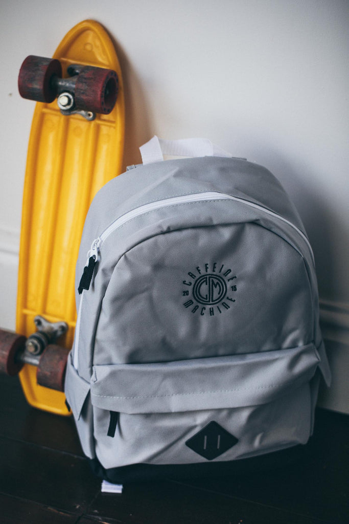 C&M Backpack. Grey.
