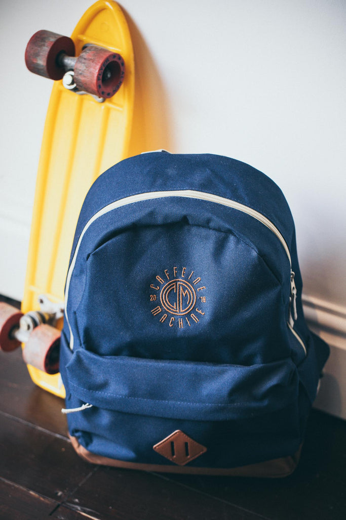 C&M Backpack. French Navy.