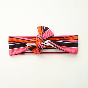 Retro Licorice headwrap