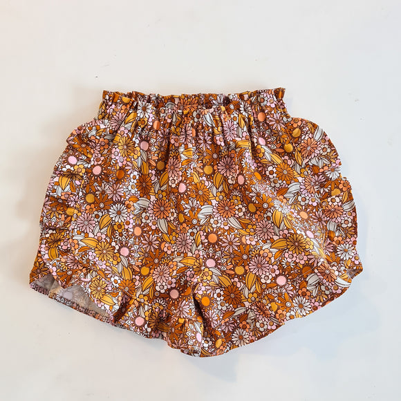 Flutter shorts - Abby Floral