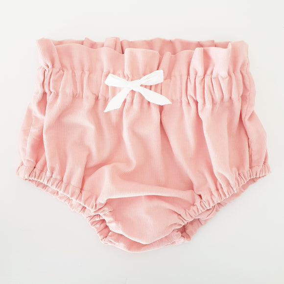Bloomers - Baby Pink Corduroy